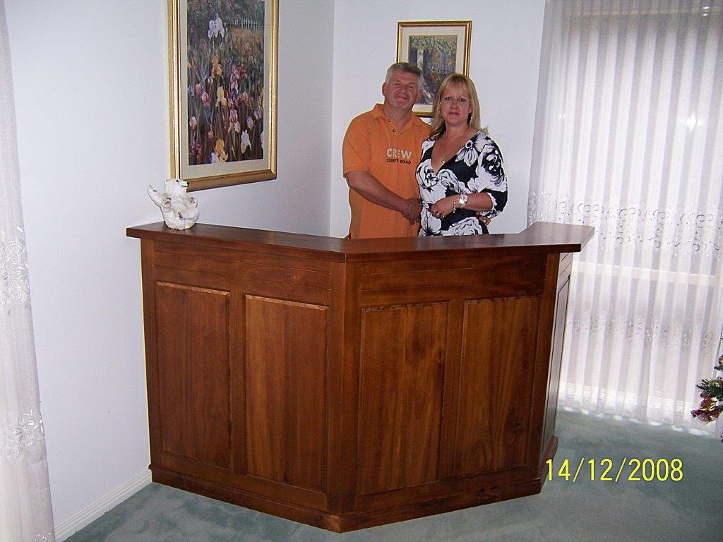 Bars Free Standing Barmakers Melbourne S Bar Making Specialists