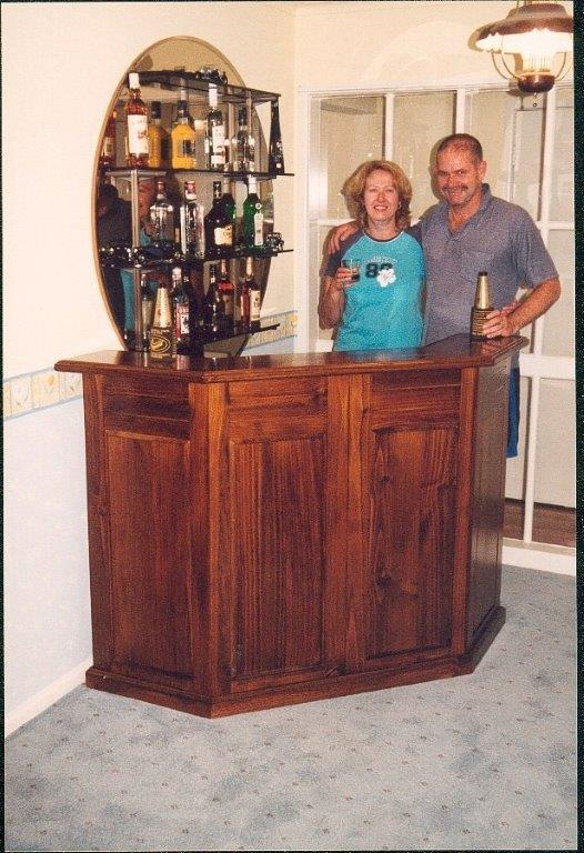 Bars Free Standing Barmakers Melbourne Bar Making